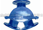 Y - Ball valve without blockage