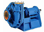 The wear – resistant slurry pump how to break through 50 m head?