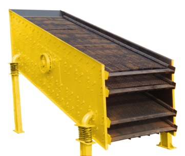 Three kinds of vibrating screen and feature